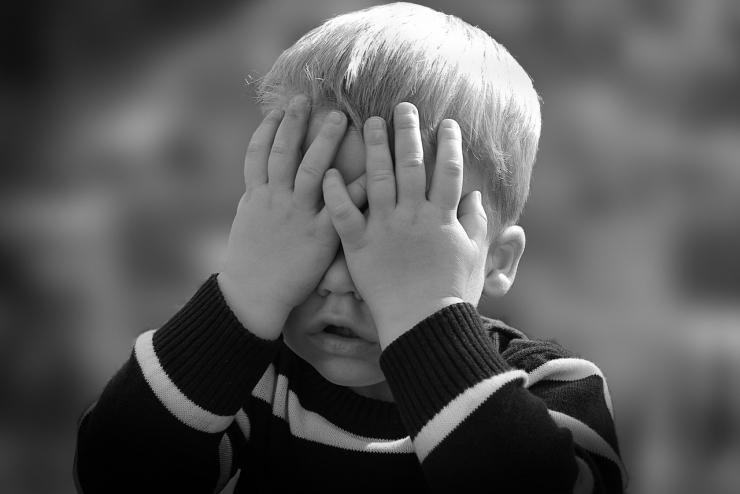 Ilustrasi anak yang sedang mengalami ketakutan | Gambar dari Pixabay