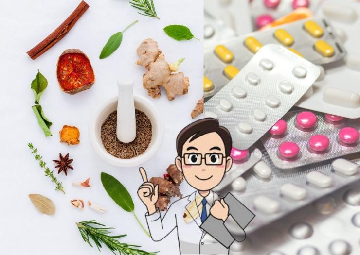 obat herbal atau kimia - gambar-gambar: pointe-claire.ca, unicri.it