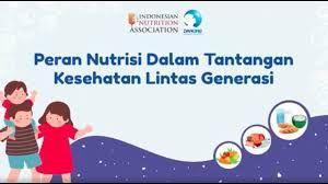 Tema dalam webinar Peran Nutrisi Dalam Tantangan Kesehatan Lintas Generasi (Doc: Danone Indonesia)