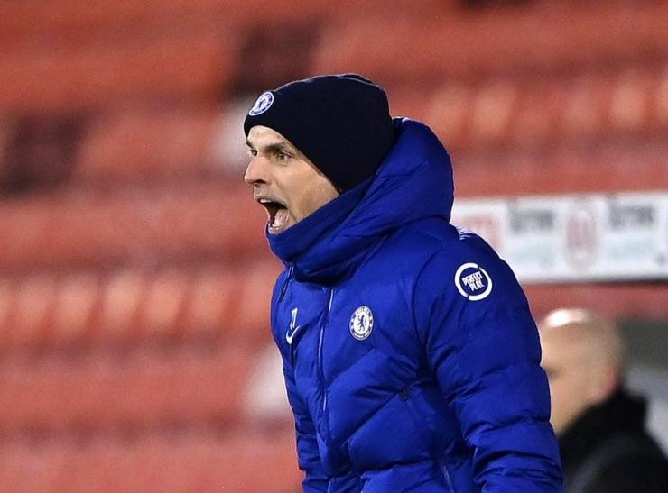 Thomas Tuchel akan menghadapi ujian sesungguhnya sebagai pelatih Chelsea ketika menghadapi MU akhir pekan ini (via independent.co.uk)