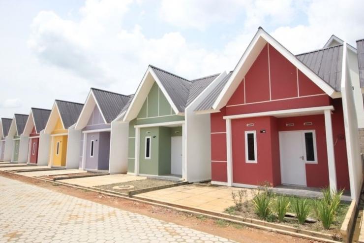 Ilustrasi rumah (Dok. Kementerian PUPR via properti.kompas.com)