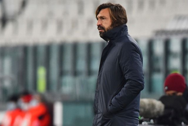 Andrea Pirlo (pelatih Juventus)