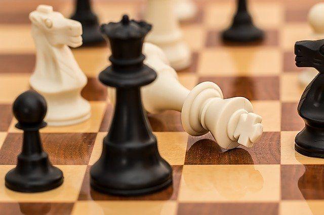 Ilustrasi Papan Catur (sumber gambar: pixabay.com)