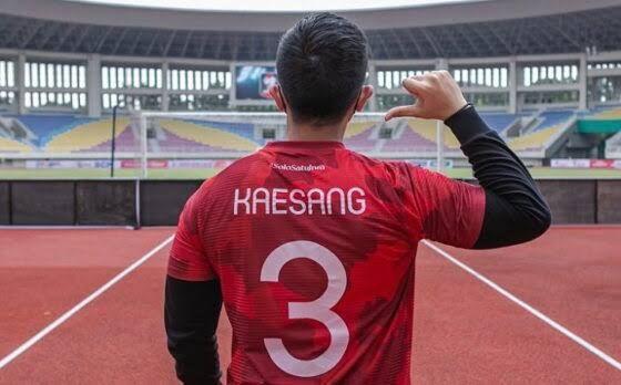 Kaesang Pangarep resmi mengakuisisi Persis Solo. Gambar: Tribunnews.com