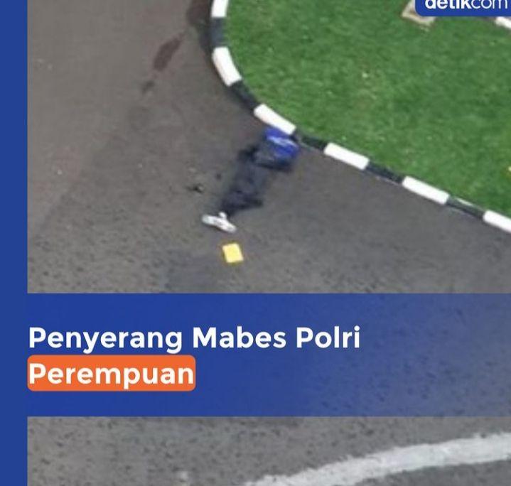 Teroris di Mabes Polri (dok.detik.com)