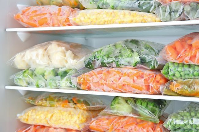 Frozen food | Sumber foto: cnnindonesia.com