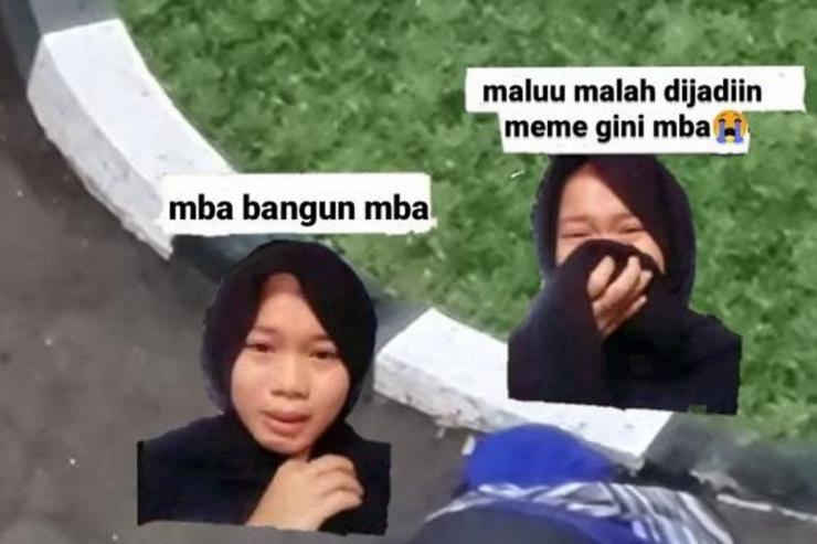 Meme terorisme kocak ala netizen +62. | Twitter @meongggw via voi.id