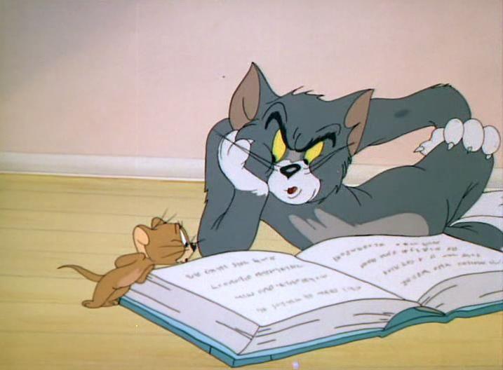 Ilustrasi gambar Tom and Jerry (Foto: IMDB).