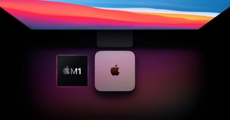 Macbook M1 (foto: Apple)