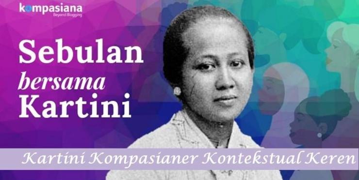 Ilustrani Kartini Kompasianer (sumber gambar dari Kompasiana.com)
