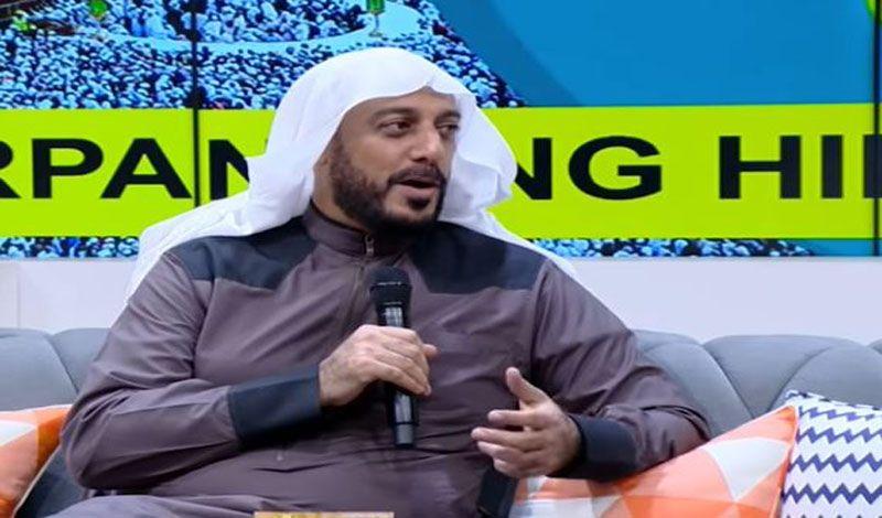 ceramah syekh ali jaber di sebuah stasiun tv semasa hidupnya - muslim.okezone.com