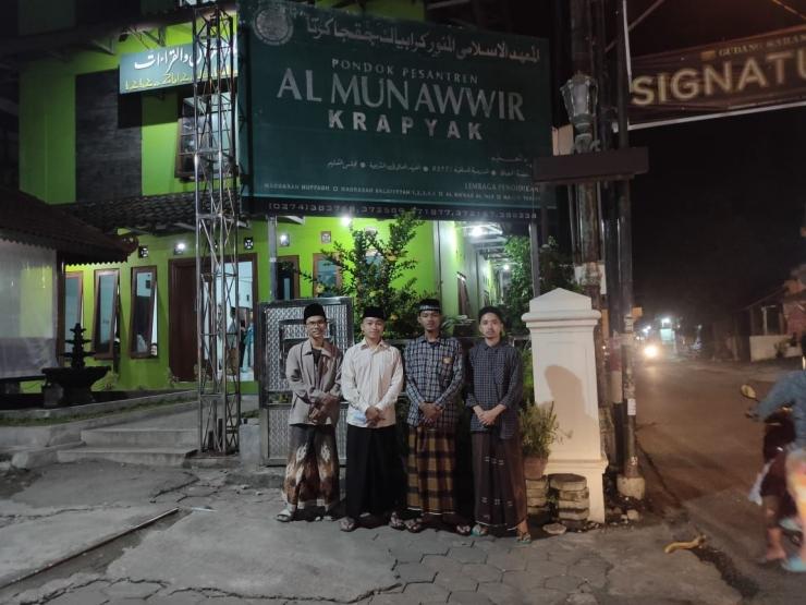 Pondok Al-Munawwir Krapyak/Dokpri