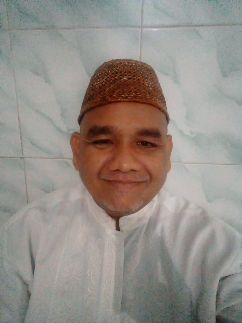 omjay di masjid al islam Bandung (dokpri)