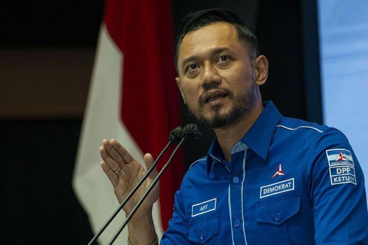 Agus Harimurti Yudhoyono. Foto:antara foto /aditya pradana putra dipublikasikan kompas.com