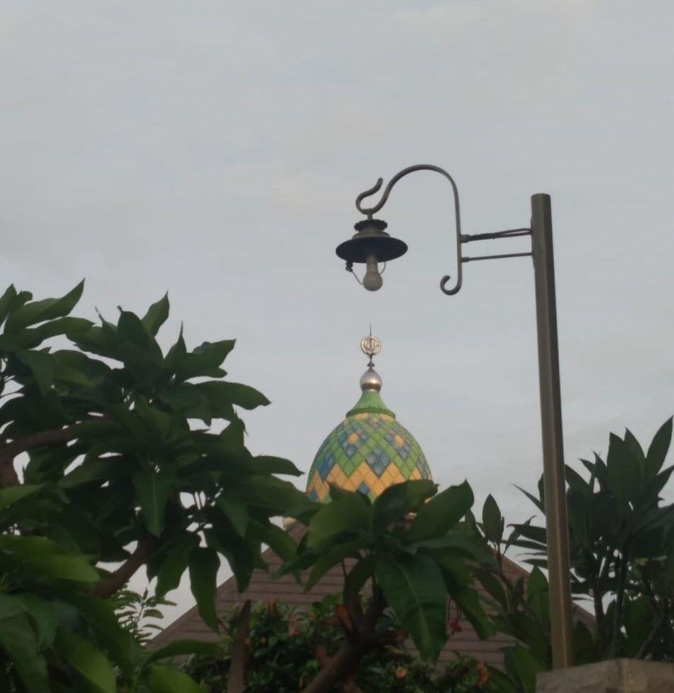 Kubah Masjid, Dokpri