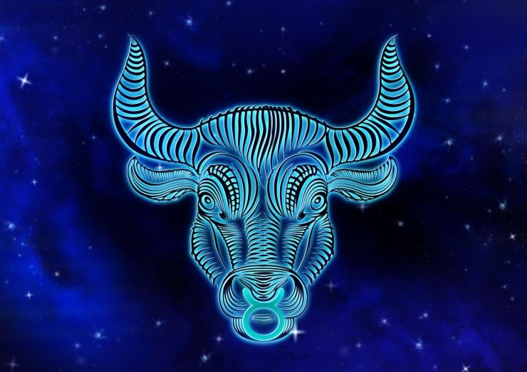 Taurus alias Si Banteng terkenal sebagai zodiak yang keras kepala, namun sifat apa lagi yang identik dengannya? (Darkmoonart_de/Pixabay)