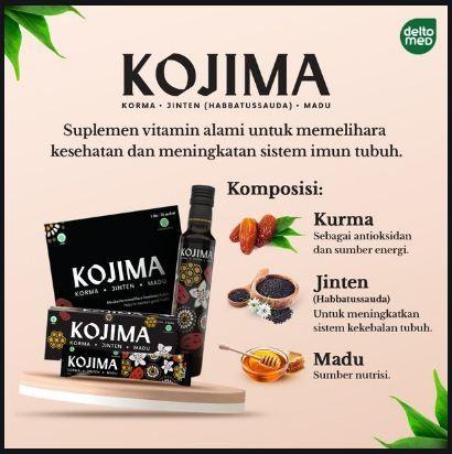 Kojima (Korma-Jintan Hitam-Madu) (Doc.bukalapak)