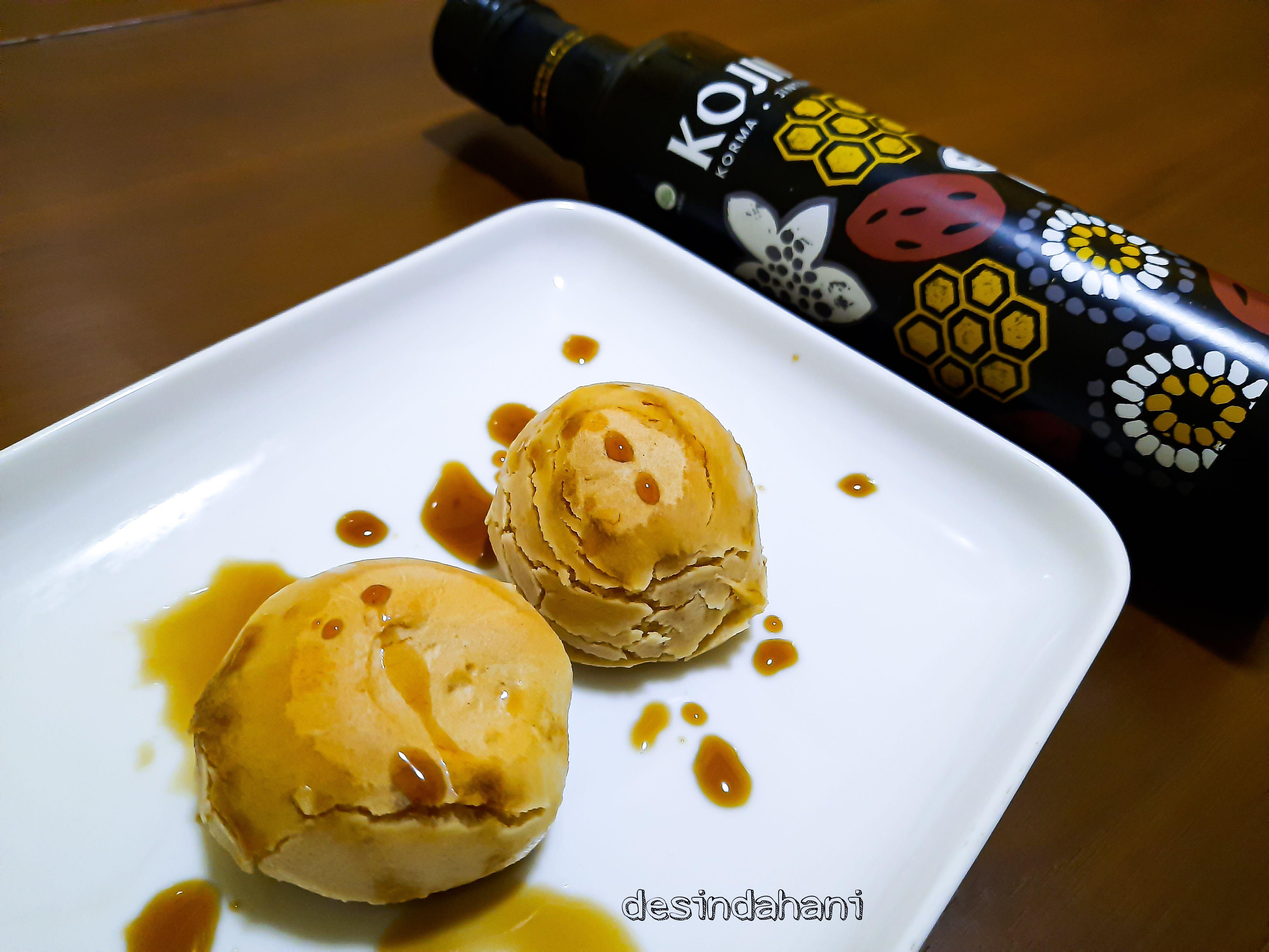 Ilustrasi Roti Koing dan Kojima (sumber: dokumentasi pribadi)