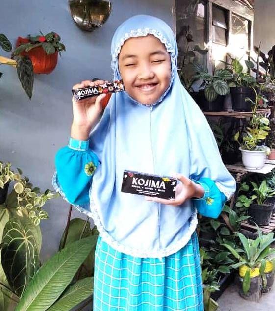 Putri Sulung Saya Kelas 4 SD (dok.pri)