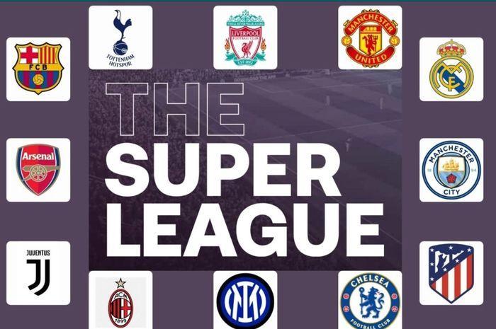 Nanti Kita Cerita Tentang European Super League Ini.   sumber: Twitter.com/FcbVij via bolasport.com