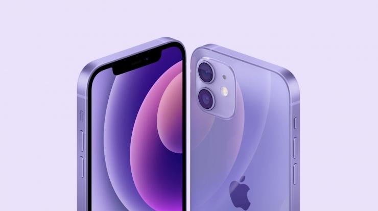 Apple Spring Loaded menjadi ajang untuk peluncuran produk baru Apple, termasuk warna ungu untuk iPhone 12 (source: Apple)