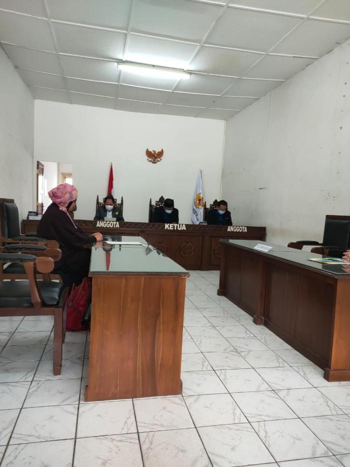 Dok. Pribadi (Lokasi : Komisi Informasi Sumatera Selatan)