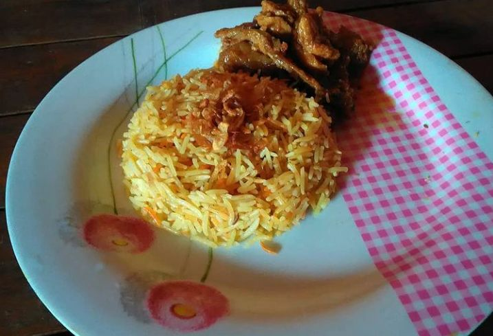 Nasi Biryani | dokpri