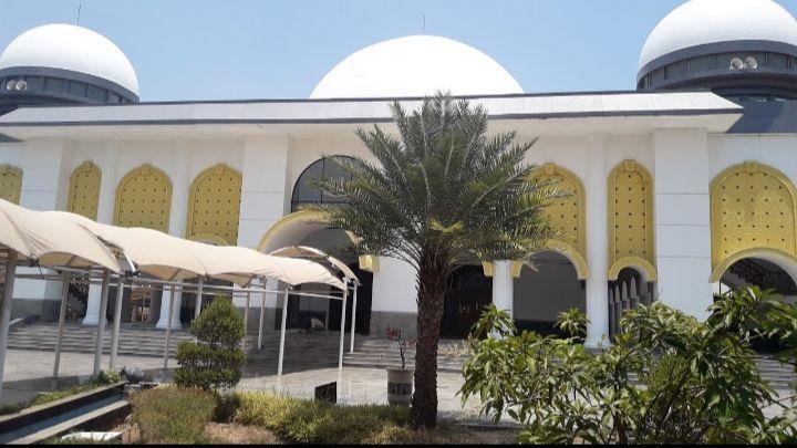 Masjid sebagai pusat peradaban dan syiar Islam(dokpri)