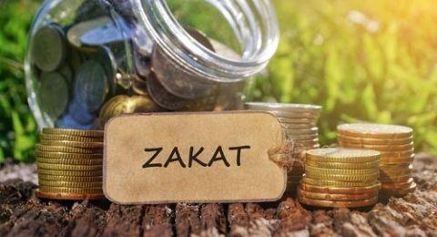 Ilustrasi zakat (Shutterstock)