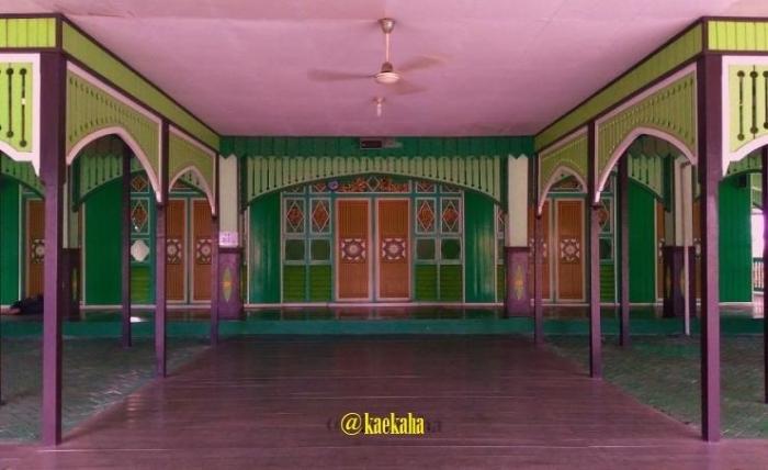 Masjid Sultan Tampak Bernda Depan   @kaekaha