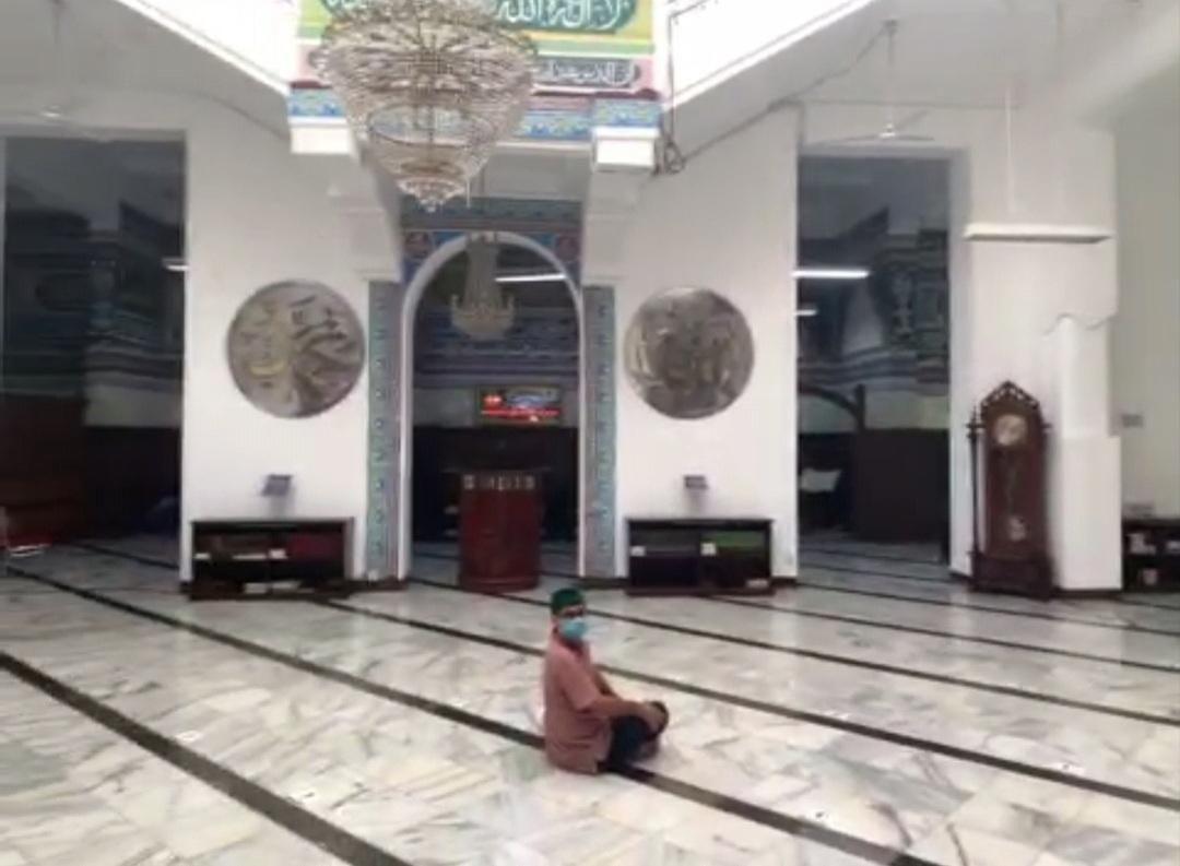 Masjid Cut Meutia. Sumber: Dokpri