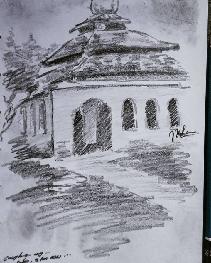 drawn by Ali Muhsen