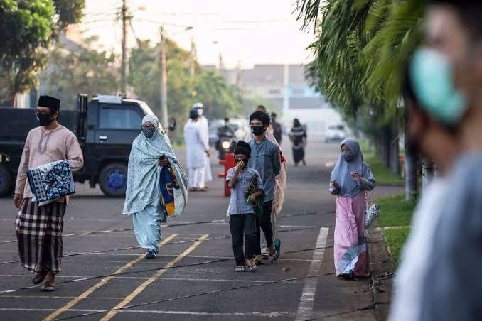 Ketika Tak Ada Lagi Suara Anak-anak di Masjid, Muncul Pertanyaan Bagaimana Kondisi Generasi Muda Saat Itu? - Sumber : regional.kompas.com
