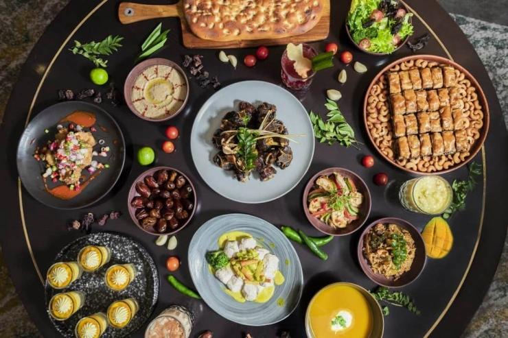 Hidangan Makan Bersama | harpersbazaar.co.id