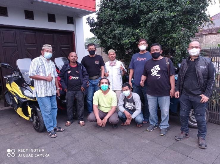 Foto Bersama Saat Ngabuburit (Dok. Doway)