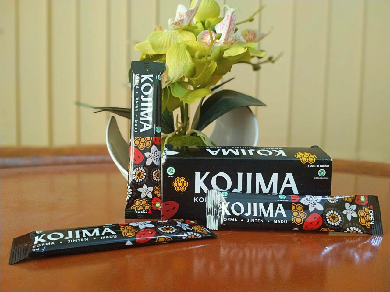 Madu Kojima (sumber: dokpri)