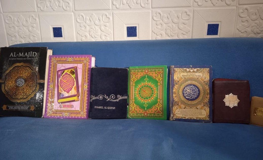 Al Quran di rumah kami, Dokpri