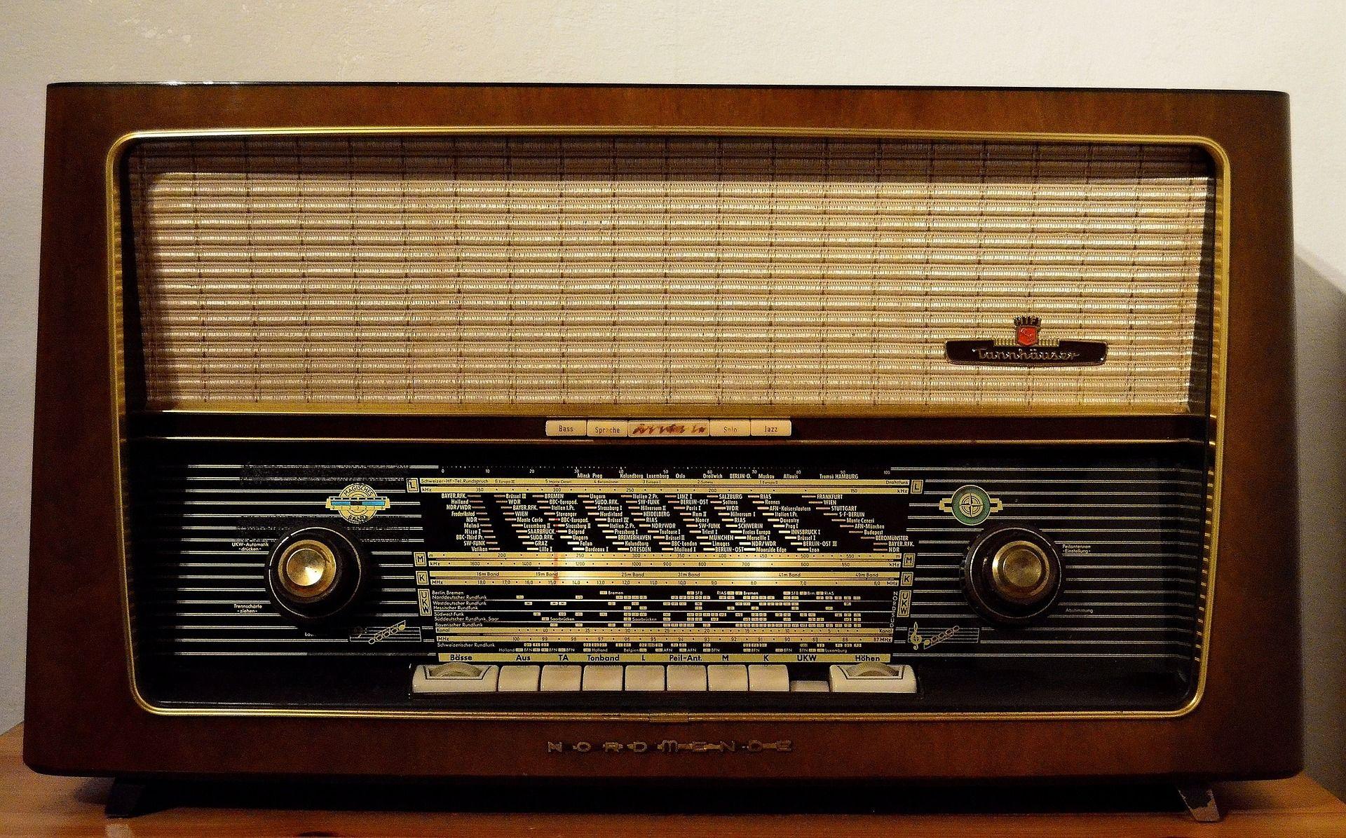 Ilustrasi hobi koleksi barang berupa radio tabung oleh Detmold dari pixabay.com
