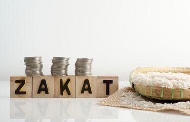 Ilustrasi Zakat ((SHUTTERSTOCK.COM Via Kompas.com)