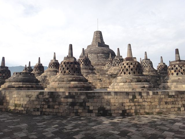 Ilustrasi gambar Candi Borobudur | Dokumen Pixabay.com