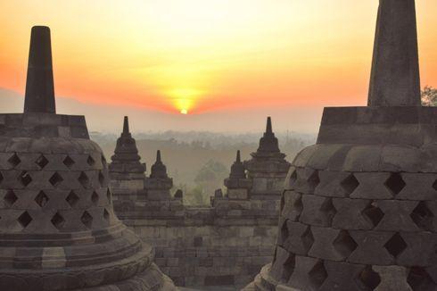 Candi Borobudur, Terdapat Pesan Tersirat Masa Lampau unuk Masa Kini - Sumber : kompas.com