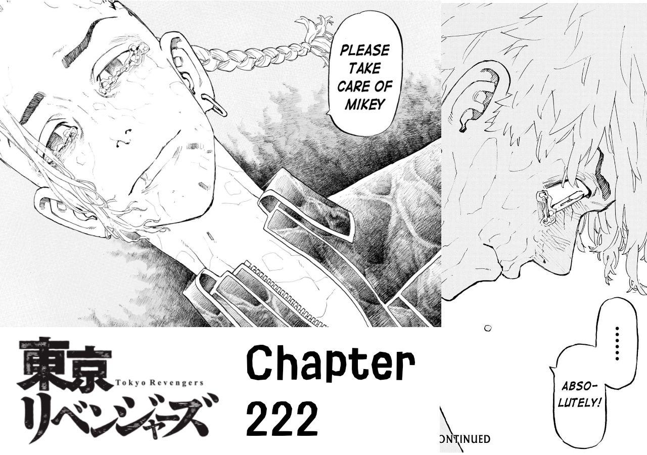 Update!! Baca Tokyo Revengers Chapter 222 bahasa indonesia