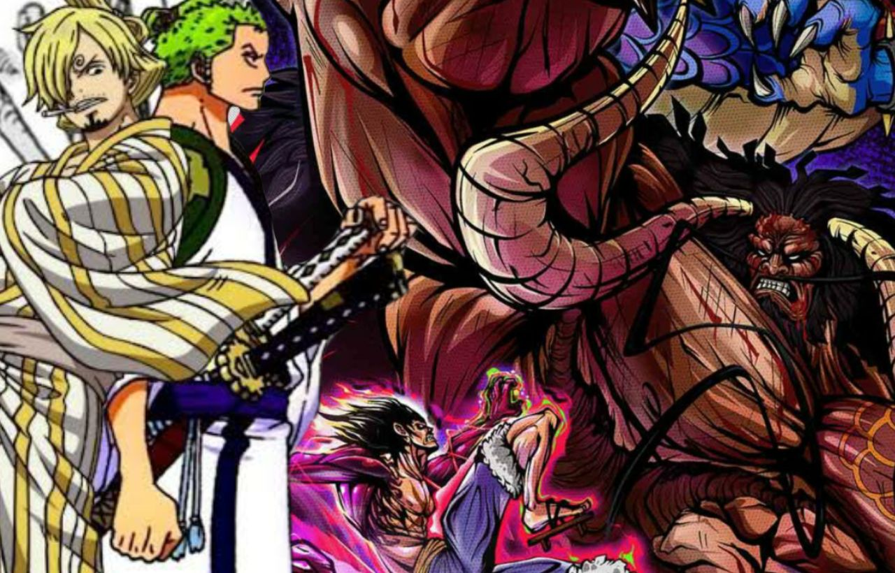 Prediksi dan Jadwal Rilis Manga One Piece Chapter 1026 : Kaido Akan Kalah disini?