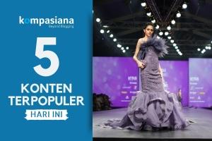 Met Gala 2021, Dunia Model Indonesia, hingga Problema Fast Fashion