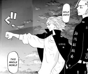 Baca Manga Tokyo Revengers Chapter 223: Draken Bertemu Emma, Apakah Masih Ada Peluangnya Selamat?