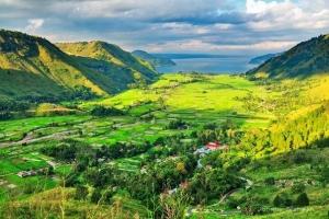 Etnowisata Baktiraja, Wisata Ekologi Budaya Sawah di Kawasan Danau Toba