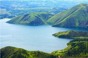 Danau Toba Menggerakkan Pariwisata Sumatera Utara