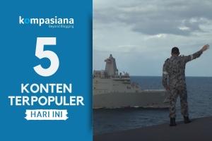 Akankah Taliban Diakui Internasional dan Apakah AUKUS Memicu Indonesia Menguasai Nuklir?