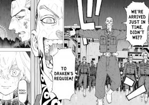 Baca Manga Tokyo Revengers Chapter 224: Perang Brahman dan Rokuhara Pecah, Mikey Siap Balaskan Dendam Draken!