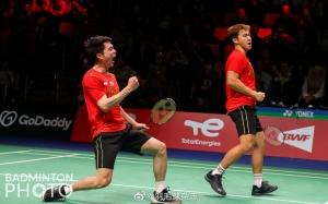 Dendam Minions dan Ginting pada Malaysia Dibayar Tuntas, Indonesia vs Denmark di Semifinal